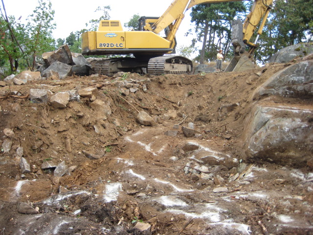 Large Excavation Project